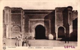 MAROC - MEKNES - BAB MANSOUR - Meknès
