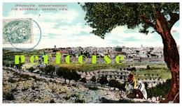 Jerusalem  Vue Générale - Israel