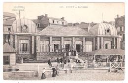 Yport  (76 - Seine Maritime)   Le Casino - Yport