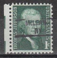 USA Precancel Vorausentwertung Preo, Locals New York, McLean 841 - Vereinigte Staaten