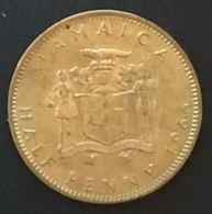 JAMAIQUE - JAMAICA - ½ - 1/2 - HALF PENNY 1966 - Elizabeth II - KM 38 - Jamaique