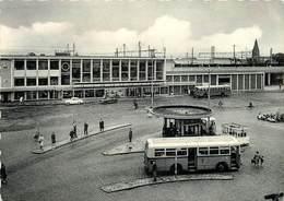 MALINES - La Gare. - Bahnhöfe Ohne Züge