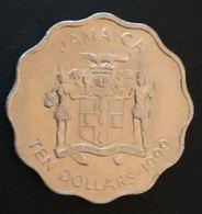 JAMAIQUE - JAMAICA - TEN - 10 DOLLARS 1999 - William Gordon - KM 181 - Jamaique