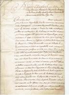 Lettre Marie Elisabeth Princesse Royale De Hongrie - Documents Historiques