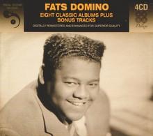 Fats DOMINO - Eight Classic Albums Plus Bonus Tracks - 4 CD - Rock