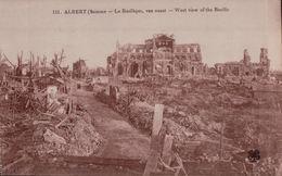 2100  14 18  ALBERT????   NON  ECRITE - Oorlog 1914-18