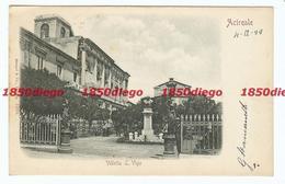 ACIREALE - VILLETTA L. VIGO F/PICCOLO  VIAGGIATA 1900 - Acireale
