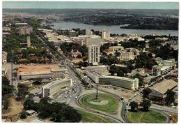 CP ABIDJAN - Vue Aérienne - Ed. IRIS N°4525 - Côte-d'Ivoire