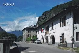(A209) - VOCCA (Vercelli) - Il Municipio - Vercelli
