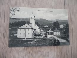 CPA 74 Haute Savoie Araches L'église - Altri Comuni