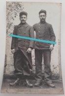 1914 Infanterie Coloniale 21 Eme Régiment Coloniaux Infanterie De Marine Colonies Poilu Tranchée Ww1 1914 Carte Photo - Guerre, Militaire