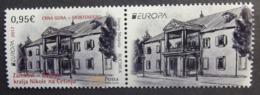 Montenegro   Zierfeld   Europa Cept   Burgen Und Schlösser 2017    ** - 2017
