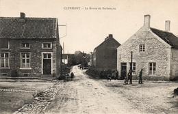 CLERMONT Route De Barbençon. Prés Walcourt, Donstiennes Et Castllon. - Belgium