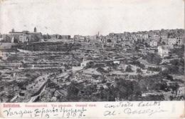 PALESTINE 1908   CARTE POSTALE DE  BETHLEHEM - Palestine