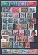 DDR - 1955/56 - Sammlung  - Gest. - DDR