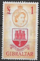 Gibraltar 1953 Mi. Nr. 147 - Gibraltar