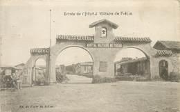 FREJUS - Entrée De L'hôpital Militaire De Fréjus. - Frejus
