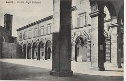 Lucca - Cortile Degli Svizzeri - HP2147 - Lucca
