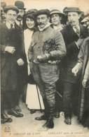 CIRCUIT DE L'EST LEBLANC APRES SA VICTOIRE AOUT 1910 - Meetings