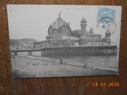 Nice. Jetee Promenade. Le Deley PM 1904 - Leven In De Oude Stad