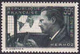 Timbres De France N°337 Et 338 De 1937 Jean Mermoz Neuf** - Unused Stamps