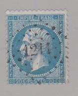 N° 22 PC 1211 ( Estrées St Denis ) Dept 58 Oise - Marcophily (detached Stamps)