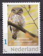 Nederland - Beurspostzegel 2019 - Dwerguil - Uil/owl/Eule/chouette - MNH - Owls