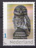 Nederland - Beurspostzegel 2019 - Steenuil - Uil/owl/Eule/chouette - MNH - Owls