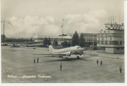 LAI-Linee Aeree Italiane Douglas DC 3 Aviazione/aeroplano/aereoplano/aeroporto Milano-Linate - 1946-....: Era Moderna