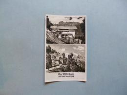 BERCHTESGADEN  -  Das Hitlerhaus Vor Und Nach 1945  -  Allemagne - Berchtesgaden