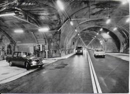 Courmayeur - Entrèves Le Nouveau Tunnel Du Mont Blanc Intérieur - Andere Städte