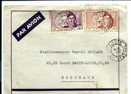 Colonies - Lettre De 1938 Saint-Louis Sénégal - Par Avion - Sénégal (1887-1944)