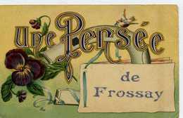 44 - FROSSAY - Une Pensée. - Frossay