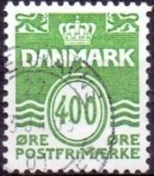 DENEMARKEN 2003 400öre Gollijn Groen GB-USED - Danimarca