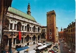 Vicenza - Piazza Del Erbe ; Place Des Herbes - Vicenza