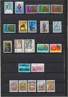 Luxemburg Jahrgang 1974 Komplett Postfrisch - Luxemburg