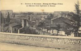 Cp Environs De Romans - BOURG DE PEAGE (Drôme) 26 - Les Maristes Ecole Supérieure De Garçons N° 61 - France