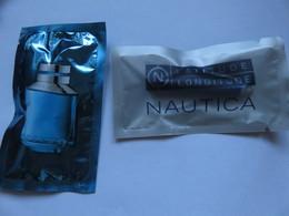 Echantillon , Tube  Sachet Plastique - Echantillons (tubes Sur Carte)