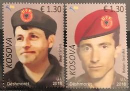 Kosovo,  2018, Mi: 432/33  (MNH) - Kosovo