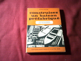 Construisez Un Bareau Préfabriqué  Par Pierre Boutin - Livres, BD, Revues