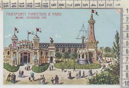 MILANO ESPOSIZIONE INTERNAZIONALE TRASPORTI MARITTIMI E FARO  1906 - Milano (Milan)