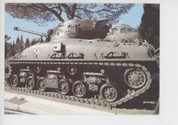 Tank - Char Sherman M4 A1 - Le Mont Faron - Matériel