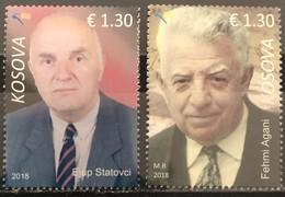 Kosovo, 2018, Mi: 441/42 (MNH) - Kosovo