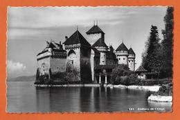 Château Chillon - VD Vaud