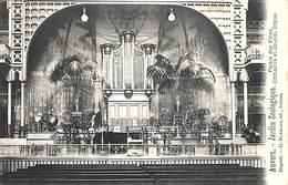 Anvers - Antwerpen - Jardin Zoologique - Palais Des Fêtes - Orchestre Et Grands Orgue (Hermans 1912) - Antwerpen