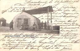 Braaschaet Braaschaat Polygone - En Observation (animation 1903) - Brasschaat