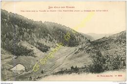 VOSGES .  Vallée Du HANTZ .  Col Frontière Avant La Guerre 1914-15 ; - France