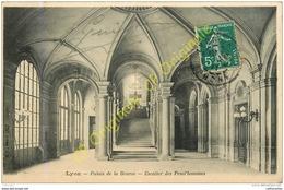 69.  LYON .  Le Palais De La Bourse . Escalier Des Prud'hommes . - Andere
