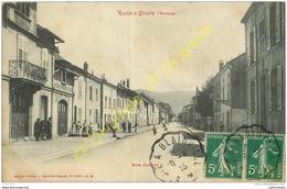 88.  RAON L'ETAPE .  Rue Carnot . - Raon L'Etape