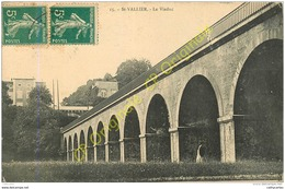 26.  SAINT VALLIER .  Le Viaduc . - Other Municipalities